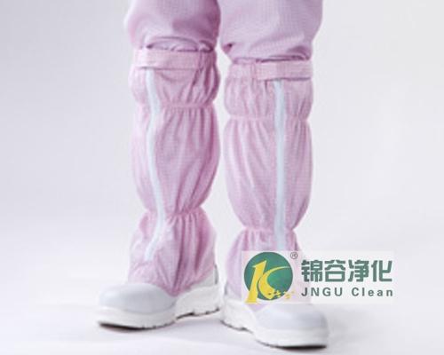 PU防静电安全套鞋