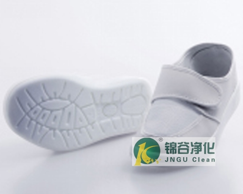PU/PVC/SPU防静电魔术贴网眼鞋