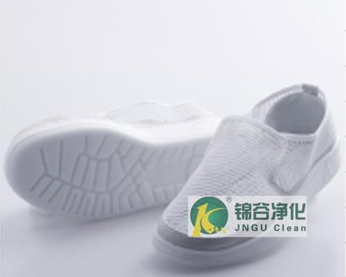 PU/PVC/SPU中巾全网眼鞋