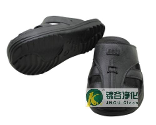 SPU防静电护趾拖鞋/凉鞋