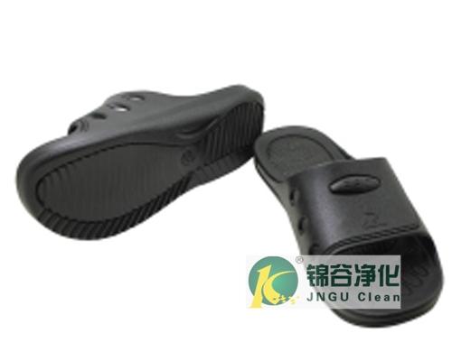 SPU防静电六孔拖鞋